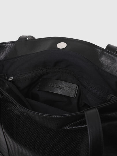 Diesel - L-TOLLE SHOPPER E/W,  - Shopping and Shoulder Bags - Image 3