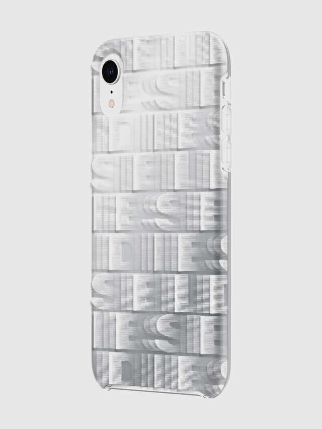 Diesel - DIESEL PRINTED CO-MOLD CASE FOR IPHONE XR, White - Cases - Image 6