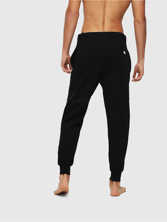 Diesel UMLB-PETER, Black - Pants - Image 2