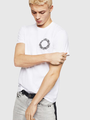 T-DIEGO-A12, White - T-Shirts