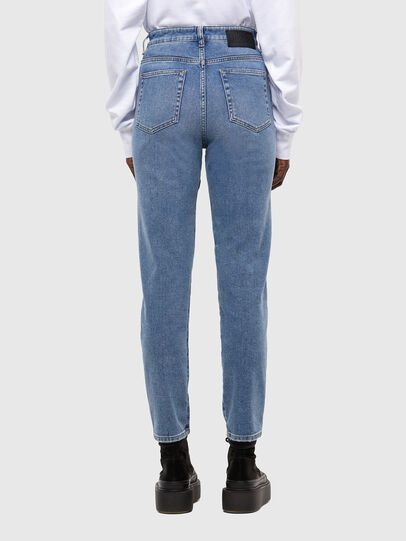 Diesel - D-Eiselle JoggJeans 009KP, Light Blue - Jeans - Image 2