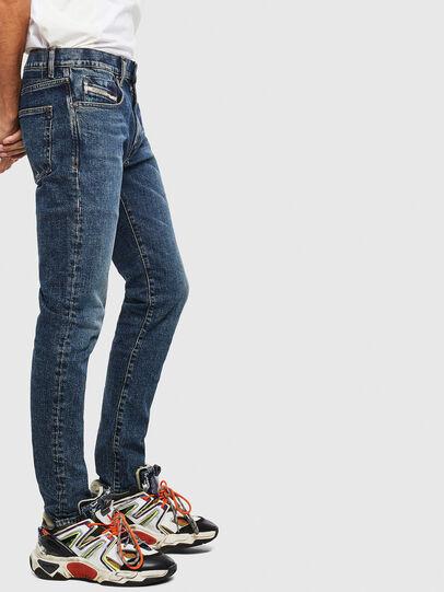 Diesel - D-Strukt 009AR, Medium blue - Jeans - Image 6