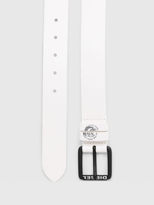 Diesel - B-LAMON, White - Belts - Image 3