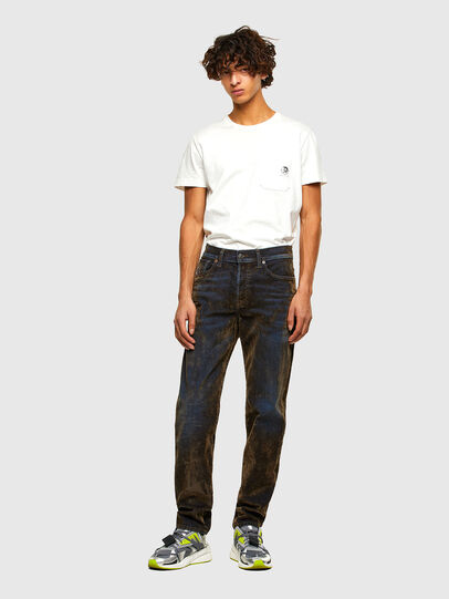 Diesel - D-Fining 069TM, Dark Blue - Jeans - Image 5