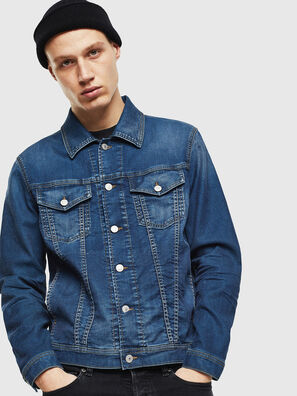 NHILL JOGGJEANS, Blue Jeans - Denim Jackets