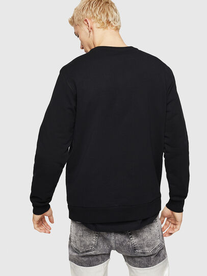 Diesel - S-GIR-A2, Black - Sweaters - Image 2
