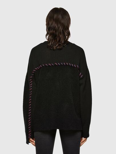 Diesel - M-MYRA, Black - Knitwear - Image 2