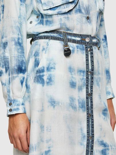 Diesel - D-NOEMI, White - Dresses - Image 3