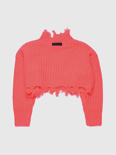 Diesel - KJKIX, Coral Rose - Knitwear - Image 2