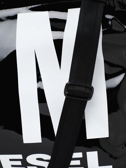 Diesel - F-LITT-HER M, Black - Shopping and Shoulder Bags - Image 4