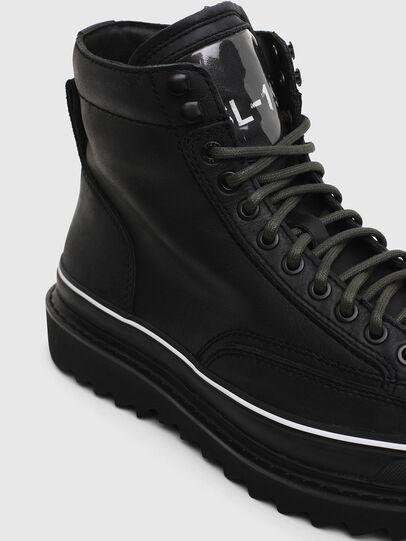 Diesel - H-SHIROKI DMBB, Black - Sneakers - Image 4