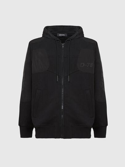 Diesel - S-JAKLER, Black - Sweaters - Image 1