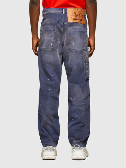 Diesel - D-Franky 009MC, Medium blue - Jeans - Image 2