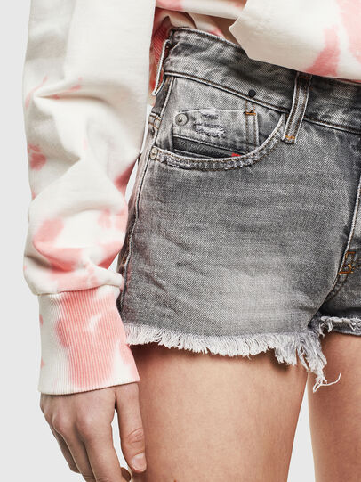 Diesel - DE-RIFTY, Light Grey - Shorts - Image 4