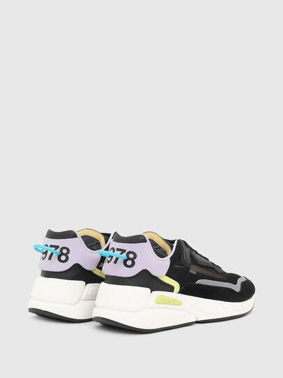 Diesel - S-SERENDIPITY SM W, Black/Violet - Sneakers - Image 3