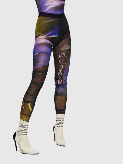 Diesel - P-ASRIN-D, Multicolor - Pants - Image 1