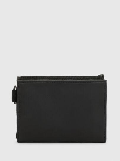 Diesel - YOSHI II, Black - Small Wallets - Image 2