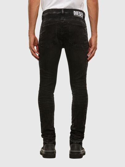 Diesel - D-Reeft JoggJeans 009FY, Black/Dark grey - Jeans - Image 2