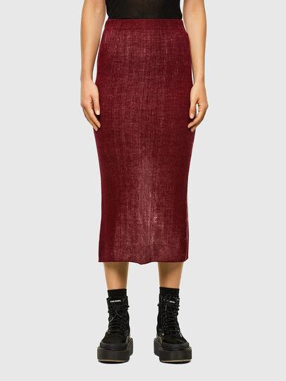 Diesel - M-ISLA, Brown - Skirts - Image 1