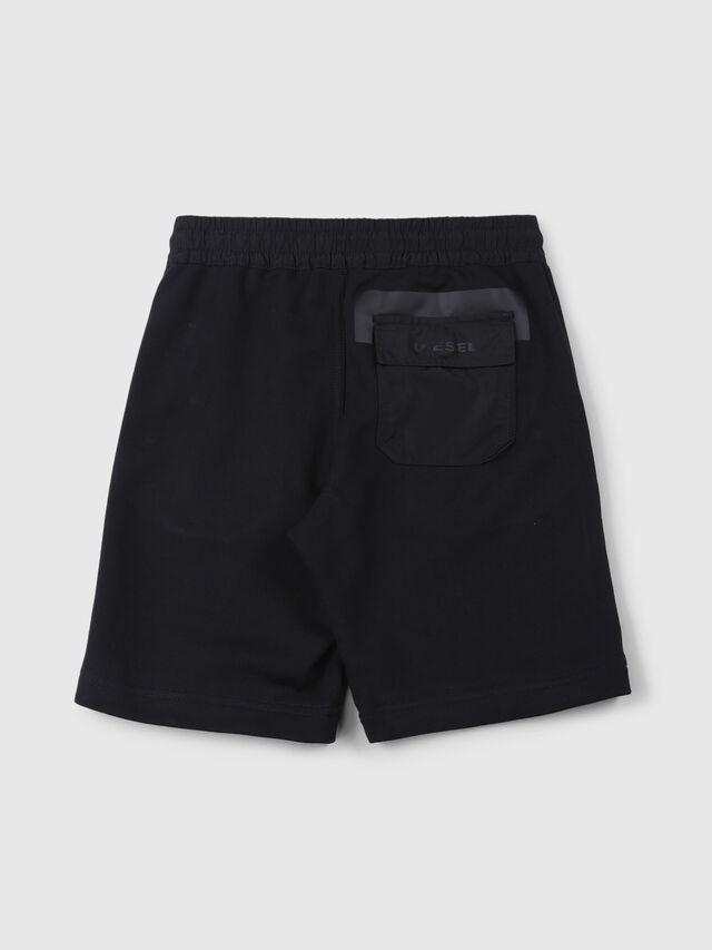Diesel - PGLOBE, Black - Shorts - Image 2