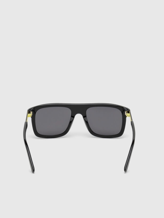 Diesel - DL0268, Black - Eyewear - Image 4