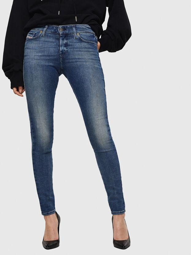 Slandy 083AQ, Medium blue - Jeans