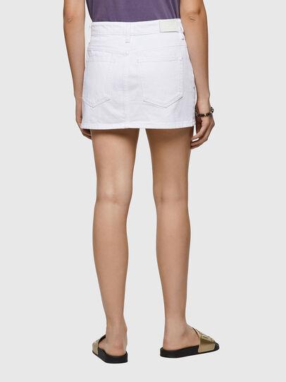 Diesel - DE-EISY, White - Skirts - Image 2