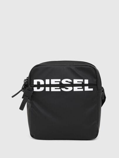 Diesel - DOUBLECROSS, Black - Crossbody Bags - Image 1