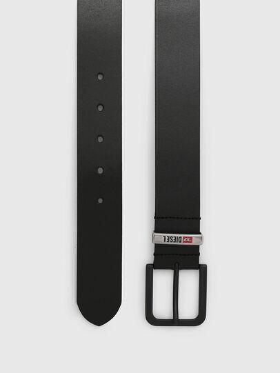 Diesel - B-CASTEL, Black - Belts - Image 3