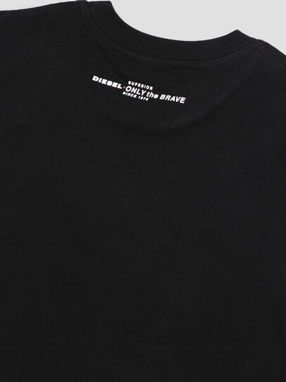 Diesel - TSILYWG, Black - T-shirts and Tops - Image 3