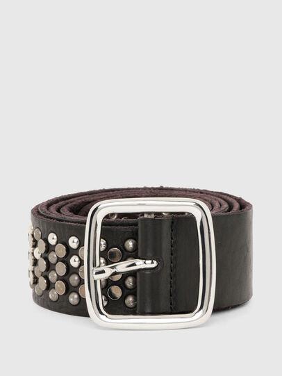 Diesel - B-PERF, Black - Belts - Image 1