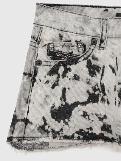 Diesel - PRIFTY, White/Black - Shorts - Image 3