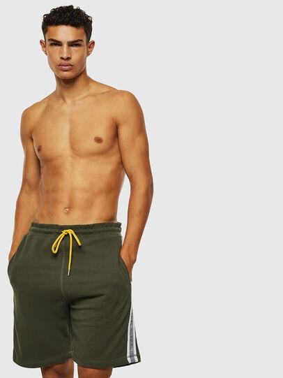 Diesel - UMLB-EDDY, Green - Pants - Image 1