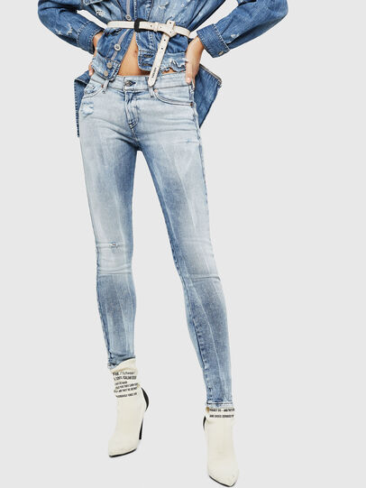 Diesel - Slandy 083AR, Light Blue - Jeans - Image 1