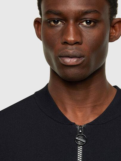 Diesel - K-OREGON BLACK, Black - Knitwear - Image 3