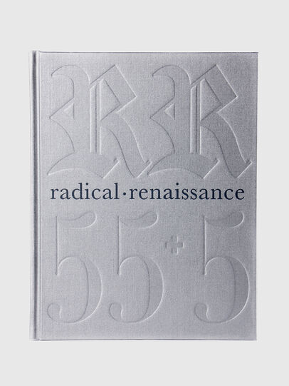 Diesel - Radical Renaissance 55+5 (signed by RR),  - Books - Image 3