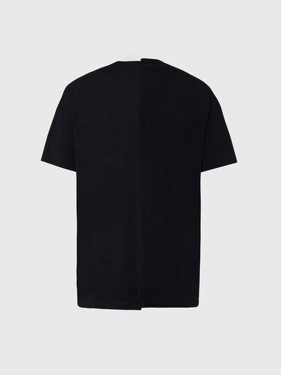 Diesel - T-JUBBLE-X2, Black - T-Shirts - Image 2