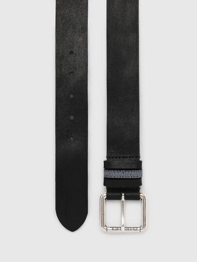 Diesel - B-DENOOP, Black - Belts - Image 3