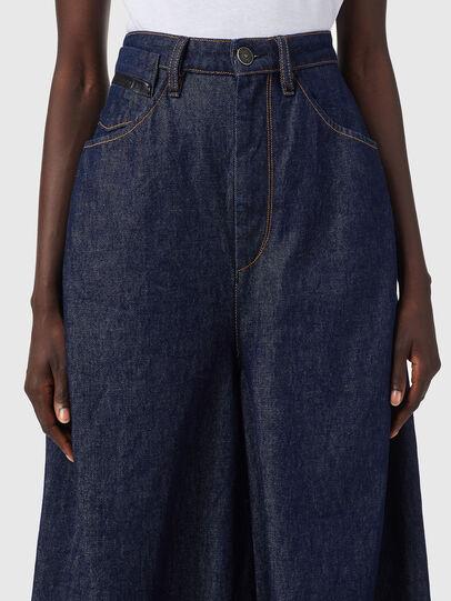 Diesel - DE-CONCY-SP, Blue - Skirts - Image 3