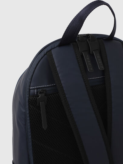 Diesel - BOLD BACK II, Dark Blue - Backpacks - Image 6
