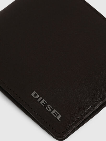 Diesel - HIRESH S, Brown - Small Wallets - Image 5