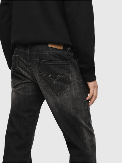 Diesel - Larkee 087AM, Black/Dark grey - Jeans - Image 3