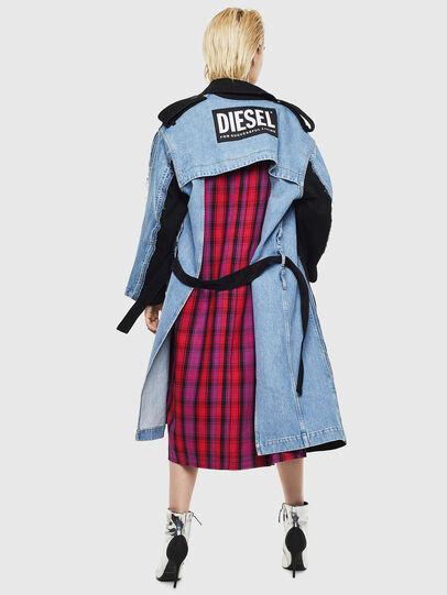 Diesel - DE-PRAVU,  - Denim Jackets - Image 2