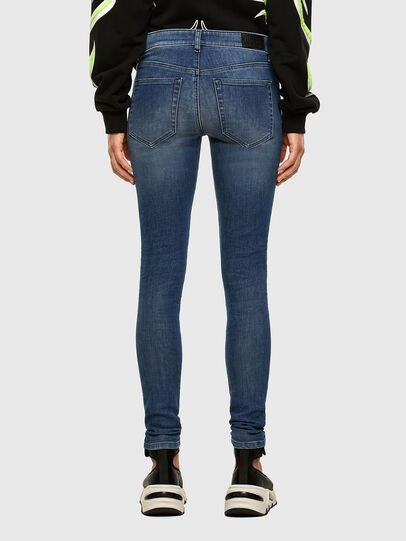 Diesel - Slandy 009FF, Medium blue - Jeans - Image 2