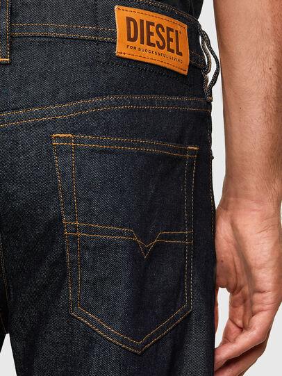 Diesel - Buster 009HF, Dark Blue - Jeans - Image 4