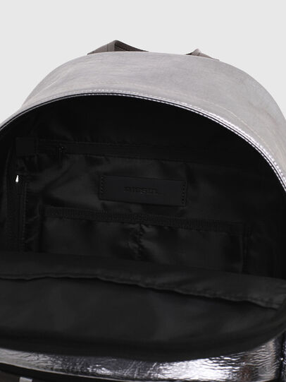 Diesel - F-BOLD BACK III, Silver - Backpacks - Image 4