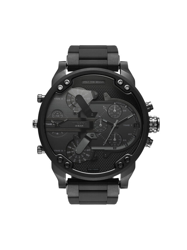 Diesel DZ7396, Black - Timeframes - Image 1