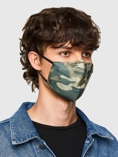 Diesel - FACEMASK-CMF-A, Military Green - Other Accessories - Image 2