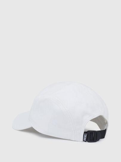Diesel - C-SMILL, White - Caps - Image 2