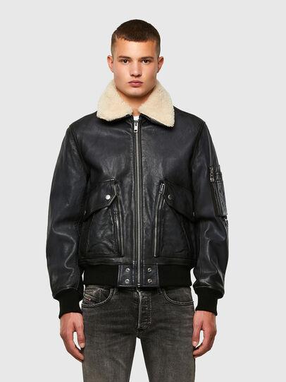 Diesel - L-STEPHEN,  - Leather jackets - Image 1